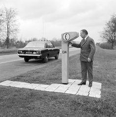 Dutch ANWB emergency phone #past #memories