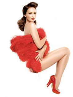 The Vanities Girls - 50's-style Pin-Up Photos list