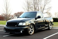 Ford Lightning, Ride The Lightning, Muscle Truck, Muscle Cars, Ford Trucks, Pickup Trucks, Ford Svt, Svt Raptor, Chevrolet Ss