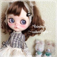 *Raindrop*~custom Blythe~カスタムブライス_画像1