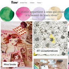 Portrait de MinaSmoke — Flow Magazine