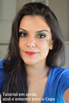 Tutorial: Verde, azul e amarelo para a Copa 2014