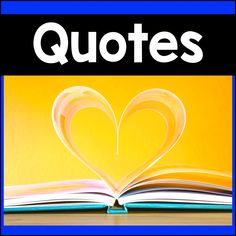 A collection of famous, inspirational, and motivational quotes about reading for teachers, students, and all book lovers. Reading Quotes, Reading Resources, Book Lovers, Motivationalquotes, Literacy, Students, Inspirational Quotes, Books, Collection
