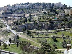 Valley of ben Hinnom, S of the old city, Jerusalem. Now a peaceful, family park. In the days of Jeremiah, it was the location of the Temple of Molech where children were sacrificed & priests drowned out their screams by beating drums. In Jesus' day it was called Gehenna, the City's landfill, which was always burning (Matt 5:22; 10:28; Lk 12:5; Jas 3:6).  Wild dogs would fight there.