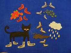 Pete the Cat Flannel: Ram Sam Storytime: November 2012