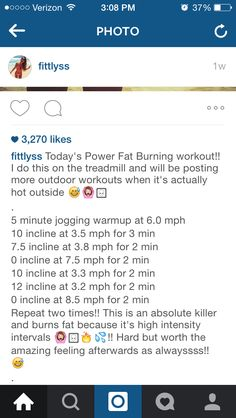 Best HIIT workout by @fittlyss