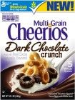 General Mills Multi Grain Cheerios Dark Chocolate Crunch Cereal, 12.1 Ounce