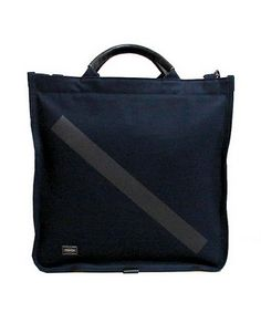 ef95e904d1d1 Saturdays X Porter Tote Bag  299 Love the water proof interior with snap on  top.