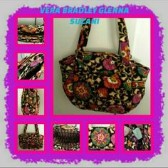 💜 NWOT Vera Bradley Glenna Shoulder Bag 💜 Brand New Never Used Vera Bradley Glenna Shoulder Bag In Retired Rare Suzani Pattern. There Are 5 Interior Slip Pockets, 2 Exterior Pockets On The Front & Back Of Bag, Zippered Closure And Padded Double Shoulder Straps Very Pretty Colors. Excellent Condition 🚫 TRADES 🚫 PAYPAL 🚫 NO LOWBALLING 💜 Vera Bradley Bags Shoulder Bags