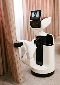 Sverige far en partnerrobot