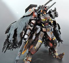 POINTNET.COM.HK - 改裝作品 HG 1/144 Gundam Astaroth