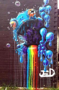 "Artist : Mike Maka ""Australia"""