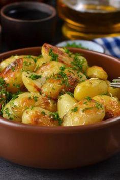 Die sind ruckzuck auf dem Blech, denn du musst sie nichtmal vorher kochen. Die Zitrone ist ein natürlicher Geschmacksverstärker und dazu noch...
