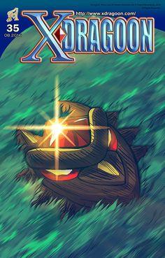 XDragoon the Webcomic Series