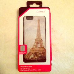 NEW iPhone 5/5S case New Eiffel Tower 5/5S phone case! Luardi accessories  Accessories Phone Cases