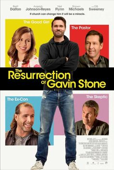 Watch The Resurrection of Gavin Stone (2017) Movie Online Free HD