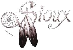 Sioux Tattoo by Denise A. Wells For all my Native Brothers and Sisters out there.May your stance never falter and your song never die. Eagle Feather Tattoos, Feather Tattoo Design, Eagle Feathers, Native American Tattoos, Native Tattoos, Native American Symbols, Female Tattoos, American Indians, Trendy Tattoos