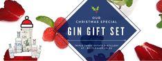 Christmas Craft Gin Gift Set by Triple Three Estate Distiilery