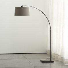 Loden Arc Floor Lamp Base | Floor lamp base, Arc floor lamps and ...