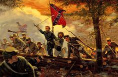 Desperate Valor by Dale Gallon: John Bell Hood and the 4th Texas at Gaines' Mill, June 27, 1862