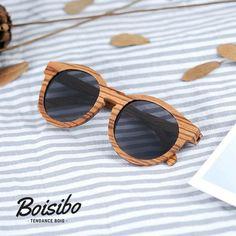 c0cabeb32ee008 Lunettes de soleil - Suzi  boisibo  bois  wood  nature  tendance