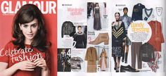 Scotch & Soda featured in Glamour NL | December 2014