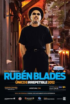 Ruben Blades – Panama's Superstar Bacardi, Ruben Blades, Musica Salsa, Nostalgia, Special Interest, Latin Music, Whale Watching, Puerto Ricans, Panama