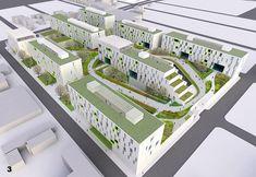 Healthy Urbanism Proposal / Interface Studio Architects