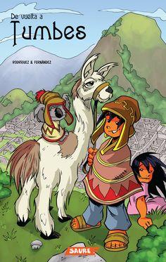 De vuelta a Tumbes--La abuela de Manuel cumple cien años, y por ese motivo, toda la familia se reunirá en Perú. El viaje supondrá una vuelta a los orígenes de Manuel y el descubrimiento de lugares como el Machu Pichu. Sin embargo, el malvado Mallory procurará sabotear tanto el viaje como la fiesta de cumpleaños.