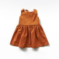 """Are you looking for an easy baby dress pattern or beginners baby romper pattern? OhMeOhMySewing on Etsy is a great place to start! When people ask """"Where did you get that adorable outfit?"""" you can say with pride, """"I made it myself!"""" Sunflower Dress, Daisy Dress, Easy Sewing Patterns, Baby Patterns, Baby Romper Pattern, Bohemian Girls, Dresses Kids Girl, Summer Dresses, Paper Tape"""