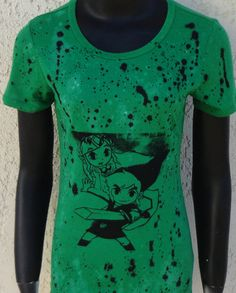 DiY The Legend of Zelda Top Nintendo Shirt You choose the size