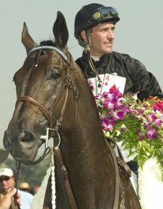 My Favorite Jockey Gary Stevens. Hall of Famer, Kentucky Derby 1988, 1995, 1997