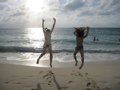 Frolic in the sand...come on, you know you want to!