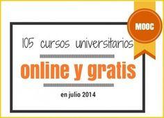 105 cursos universitarios, online y gratuitos que inician en julio.- | Educación, pedagogía, TIC y mas.- | Scoop.it