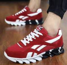 2017 Men Trainers Sneaker Casual Shoes Breathable Mesh Shoes Lace Up Flats