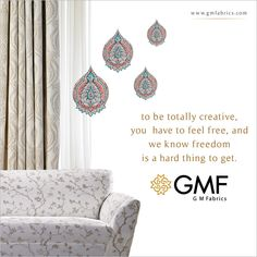 Give your #Home the finest #Collections of #Upholstery #Furnishings. #GMF #GMFabrics #HomeDecor #Interiors #HomeInteriors