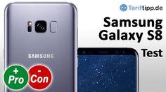 Samsung Galaxy S8 | Test deutsch