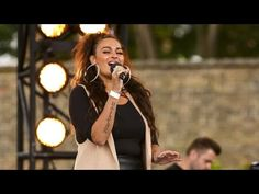 Monica Michael | Ain't No Sunshine | Boot Camp Week 5 | The X Factor UK 2015 - YouTube