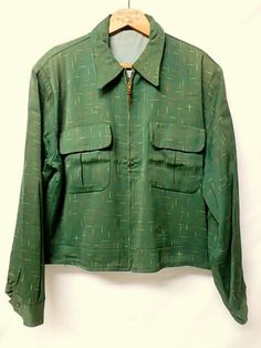 P9260938 Rockabilly Men, Rockabilly Outfits, Rockabilly Fashion, Vintage Jacket, Vintage Men, 50 Fashion, Mens Fashion, Work Wear, Military Jacket