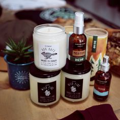 New Muttonhead Wildfire Candles In Stock!