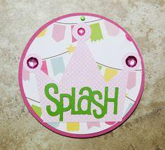Princess Pink Birthday Party Baby Shower by lovetiesbymeggin, $62.50