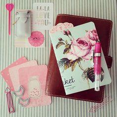 #planner #planneraddict #plannerlove #filofax #filofaxmalden #filofaxlove #filofaxing #filofax #kaweco #paperclips #journalingcards #notebooks #notebook #blueandpink #planning #plannercommunity #stationery #fountainpen #kawecosport