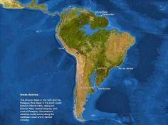 Así Serán los Mapas con el Calentamiento Global