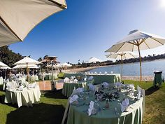 Newport Dunes Waterfront Resort and Marina Newport Beach Weddings Orange County Reception Venues 92660