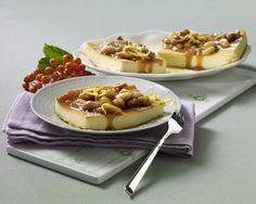 Unser beliebtes Rezept für Karamell-Nussschnitten und mehr als 55.000 weitere kostenlose Rezepte auf LECKER.de.
