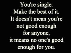 Singleness Self-Improvement...You are on the way to find your Mr Right!