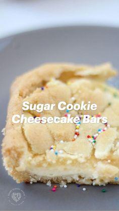 Fun Baking Recipes, Sweet Recipes, Cookie Recipes, Dessert Recipes, Bar Recipes, Gelato, Brownies, Chefs, Cookies