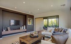 Living Room Designs & Ideas   Metricon