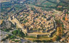 Ciudadela amurallada de Carcassonne