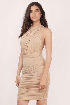 Dresses, Tobi, Toast Valentina Multi-Way Dress